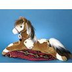 cloud dancer horse reclining body style