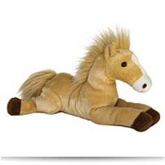 12 Inches Butterscotch The Horse Flopsie