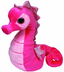 beanie babies majestic seahorse plush pink