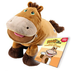 stuffies dash horse leads teaches kids