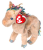 beanie babies horse zodiac great condition