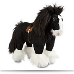 Brave Merida Angus The Horse Plush