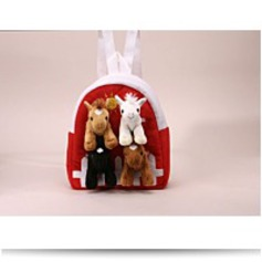 Horse Stable Backpack 11
