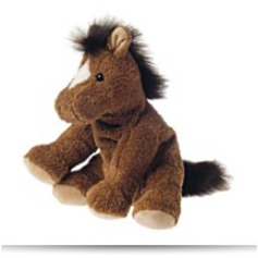 Inches Sweet Rascals Plush Heather Horse