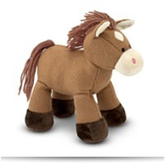 Melissa And Doug Sweater Sweetie Horse