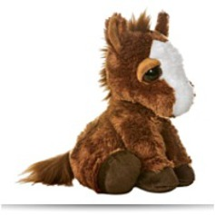Plush 10 Inches Dreamy Eyes Pony Inches