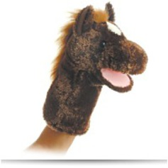 Plush 10 Lonestar Puppet