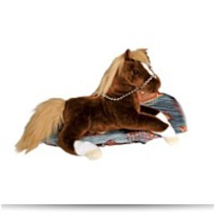 Walnut Chestnut Horse 16