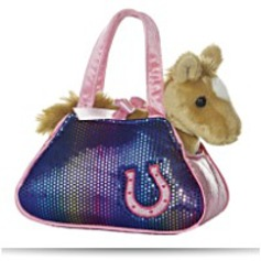World Betsey Bling Horse Fancy Pals Pet