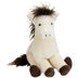 beanie marshall horse off-white brown hooves