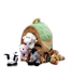 plush farm house animals- five stuffed