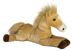 aurora world inches butterscotch horse flopsie